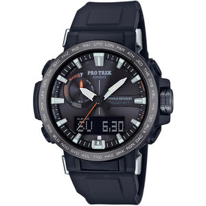 CASIO PRO TREK PRW-60Y-1AER Watch Men black/black/black black/black/black