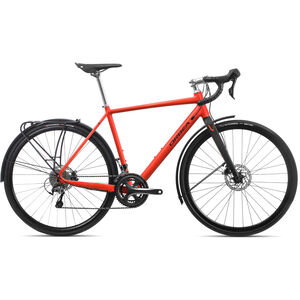 ORBEA Vector Drop LTD red/black red/black