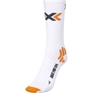 X-Socks Bike Mid Energizer Socks White