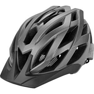 Kali Lunati Helm matt grau matt grau
