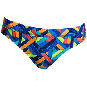 Funkita Sports Brief Damen boarded up boarded up