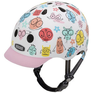 Nutcase Little Nutty Street Helmet Kinder owl party owl party