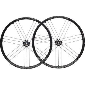 """CAMPAGNOLO Zonda C17 Disc Laufradsatz 28"""" Centerlock Campagnolo 9x100/10x135mm schwarz bei fahrrad.de Online"""