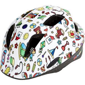 axant Rider Kid Helmet Kinder weiß weiß