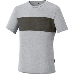 Shimano Transit T-Shirt Men Alloy bei fahrrad.de Online