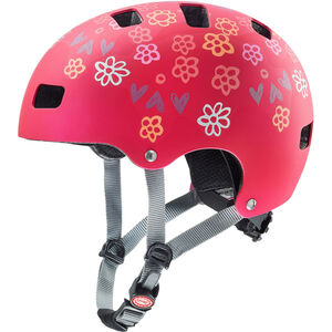 UVEX Kid 3 CC Helmet Kinder dark red dark red