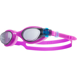 TYR Vesi Goggles Kinder smoke/purple smoke/purple