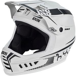 IXS Xact Fullface Helmet white/black white/black