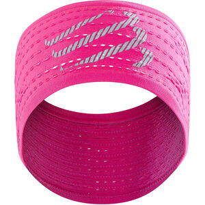 Compressport On/Off Headband fluo pink fluo pink