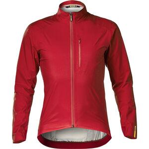 Mavic Essential H2O Jacket Herren haute red haute red