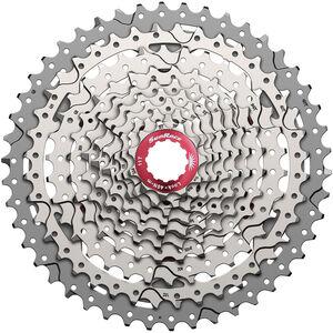 SunRace CSMX3 Kassette 10-fach 11-46 metallic metallic
