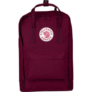 "Fjällräven Kånken Laptop 15"" Backpack plum plum"