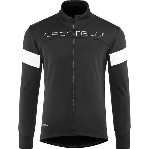 Castelli Transition Jacket Herren black/white
