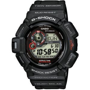 CASIO G-SHOCK G-9300-1ER Uhr Herren black/black/grey bei fahrrad.de Online