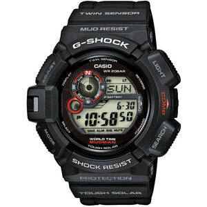 CASIO G-SHOCK G-9300-1ER Watch Men black/black/grey black/black/grey