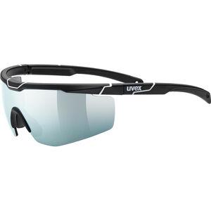 UVEX Sportstyle 117 Sportglasses black mat white/silver black mat white/silver