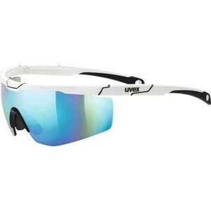 UVEX Sportstyle 117 Sportglasses white/blue white/blue