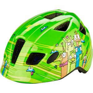 Cube Pebble Helm Kinder green friends green friends