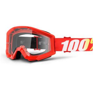 100% Strata Anti Fog Clear Goggles Kinder furnace furnace