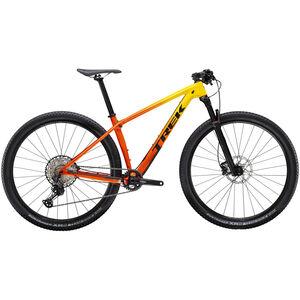 Trek Procaliber 9.6 yellow to orange fade yellow to orange fade