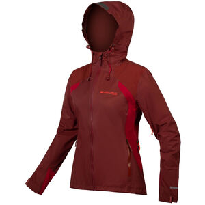 Endura MT500 II Waterproof Jacket Damen cocoa cocoa
