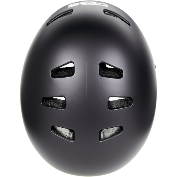 TSG Evolution Solid Color Helm satin black