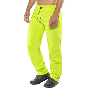 Protective Seattle Rain Pants neon green