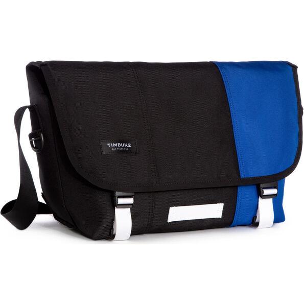 Timbuk2 Classic Dip Messenger Bag M Jet Black Dip