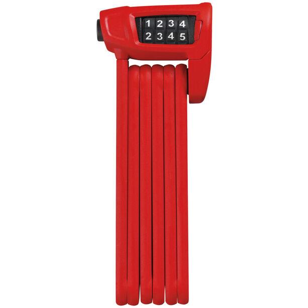 ABUS Bordo Combo Lite 6150/85 Faltschloss red