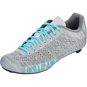 Giro Empire E70 Knit Shoes Damen grey/glacier grey/glacier