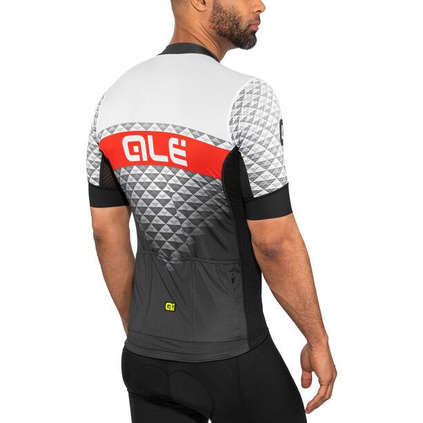 Alé Cycling PRS Hexa SS Jersey Herren black-white