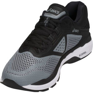 asics GT-2000 6 Shoes stone grey/black/white