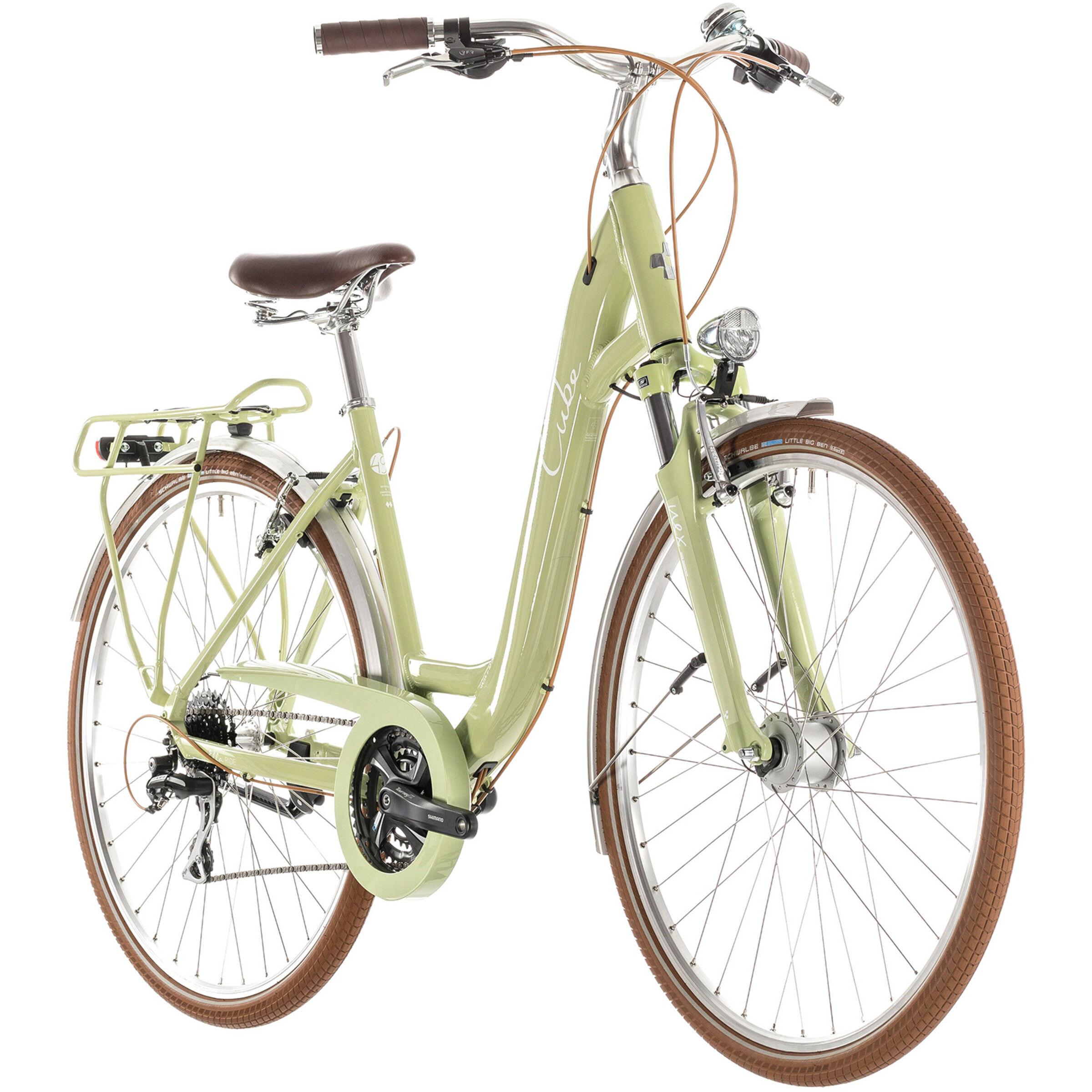 Silber Elektrofahrräder Damen Fahrrad Kalkhoff 26 zoll