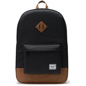 Herschel Heritage Backpack black/tan black/tan