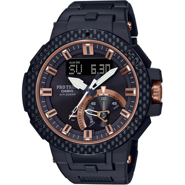 CASIO PRO TREK PRW-7000X-1ER Watch Men black