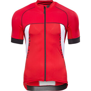 84e3ef1d9 GORE BIKE WEAR Alp-X Pro Jersey Men red white bei fahrrad.de