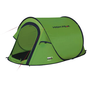 High Peak Vision 2 Tent Green/Phantom