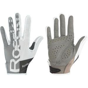 Roeckl Meran Handschuhe weiß/grau weiß/grau