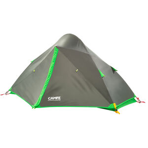 CAMPZ Tignes 1P Zelt dunkelgrau/grün