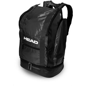 Head Tour 40 Backpack black/black black/black