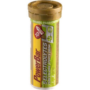 PowerBar 5 Electrolytes Tube Mango-Passionfruit 10 Tabs