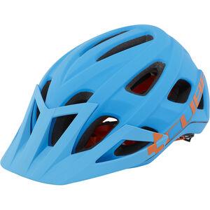 Cube Am Race Helmet blue'n'orange bei fahrrad.de Online