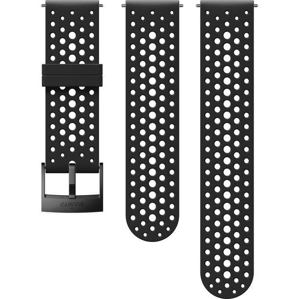 Suunto Athletic 1 Silicone Strap black/black