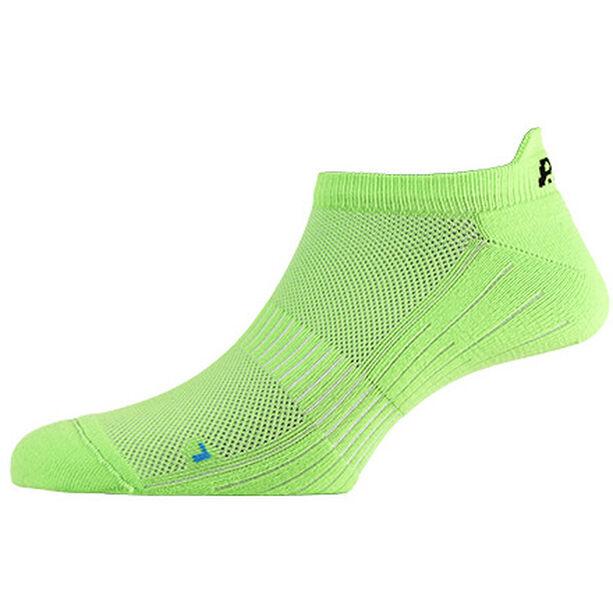 P.A.C. SP 1.0 Footie Active Short Socks Herren neon green