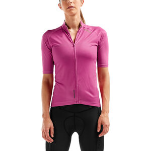 2XU Elite Cycle Jersey Damen fuchsia purple fuchsia purple
