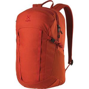 Haglöfs Sälg Daypack Large 20l corrosion/rubin corrosion/rubin