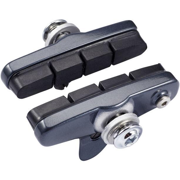 Shimano R55C3 Cartridge Bremsschuhe für BR-6700 silber