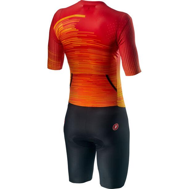 Castelli PR Speed Suit Herren fiery red
