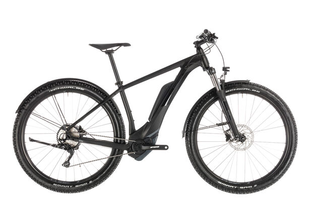Cube Reaction Hybrid Pro 500 Allroad black edition black edition