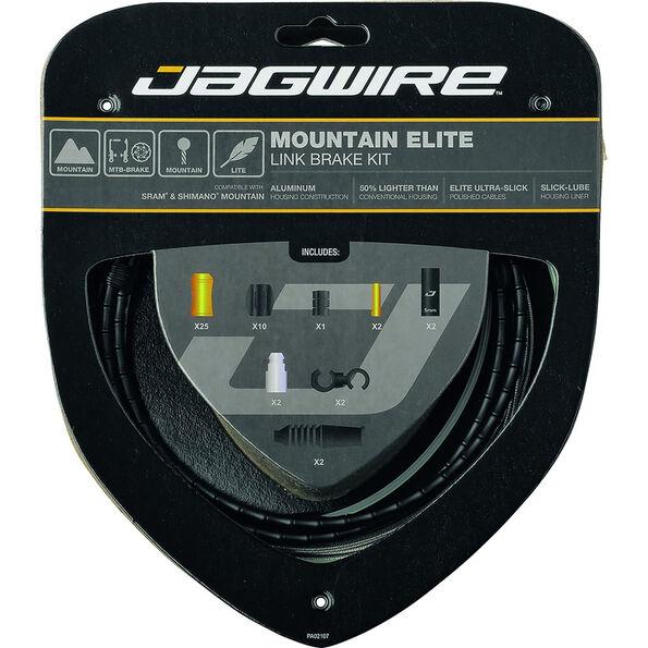 Jagwire Mountain Elite Link Bremszugset